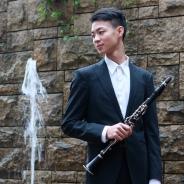 My major, clarinet