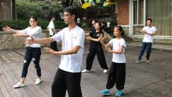 Taught spiritual Tai Chi in Guangzhou